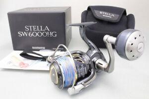 Shimano-13-STELLA-SW-6000-HG-Spinning-Reel