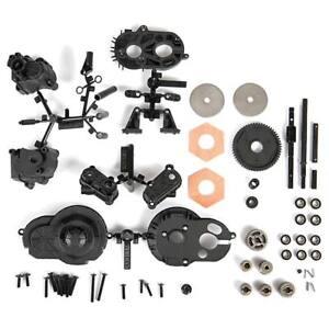 Axial Racing Ax31439 Ensemble de transmission Scx10 complet
