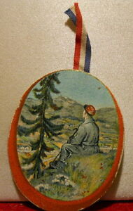 Medaille Insigne JournÉe Tuberculeux Guerre 1914 1918 Dessin Abel Faivre Wxnieswq-08005853-850659411