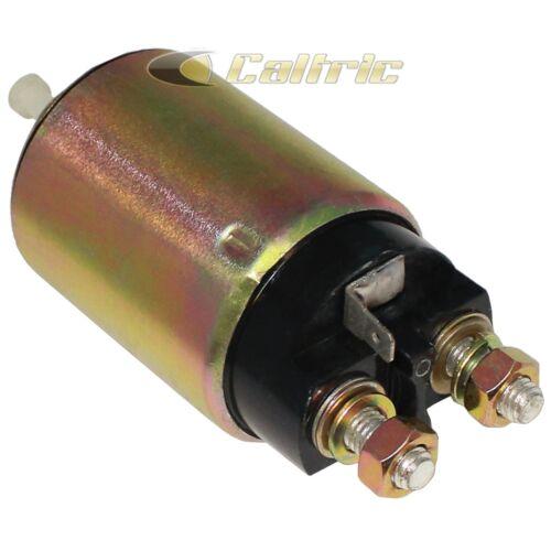 Starter Solenoid FITS FORD BRONCO E SERIES VAN F SERIES PICKUP 4.9 5.0 5.8L w//MT