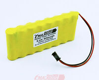 Ni-cd Aa 9.6v 900mah Rechargeable Battery For Toys Portable Power W/sm2p 8sb Us