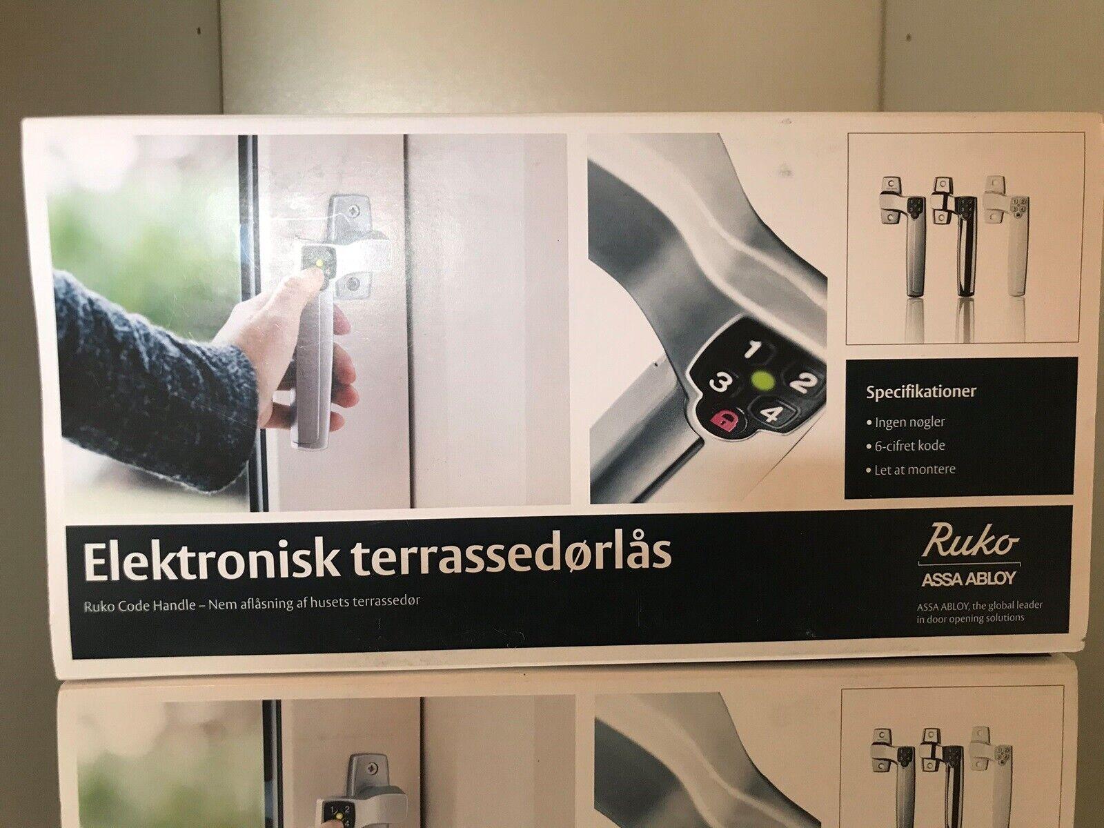 Picture of: Terrassedorlas Kode