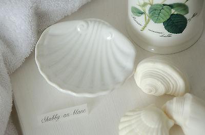 Seifenschale mini Muschelschale Keramikschale Badezimmer ...