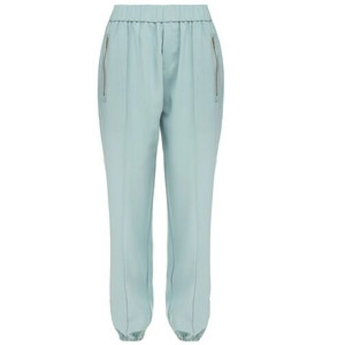 Joie Charlet Pale Ocean bluee Jogger Pants Large  NWT