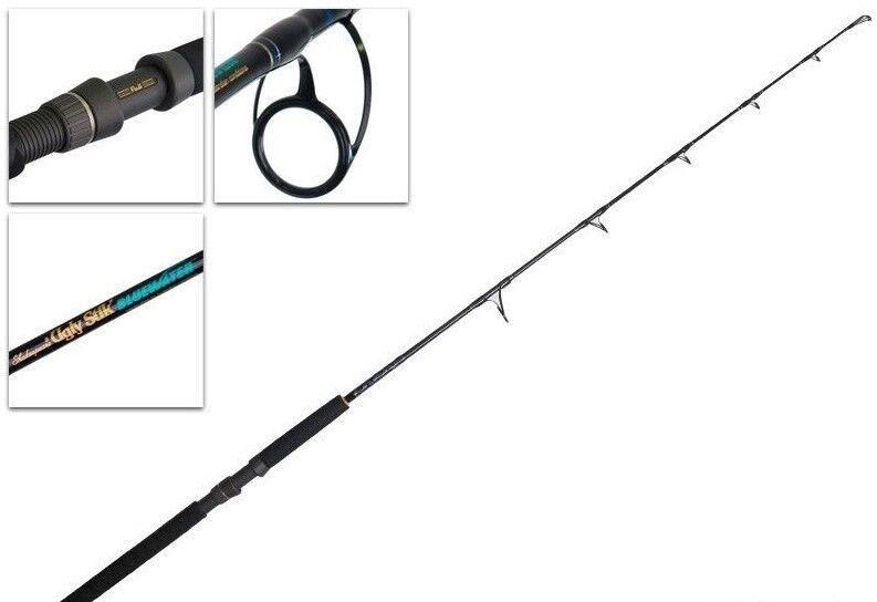 Shakespeare Ugly Stik blueewater Spin Rod - 5'6  15kg 1pc- USB-JSP5615 + FreePost