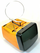 "1964 BRIONVEGA ALGOL 11"" U SERIE -THE FIRST- VINTAGE FERNSEHEN TELEVISION MOMA"
