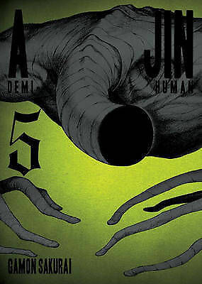 1 of 1 - Ajin: Demi Human: Vol 5 by Gamon Sakurai (Paperback, 2015) < 9781941220450