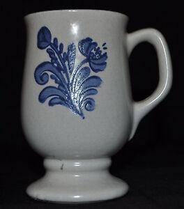 Pfaltzgraff Yorktowne USA Footed Mug | eBay