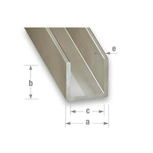 Stainless Steel 304l Grade Channel U Channel Various