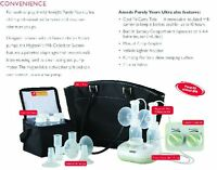 // Sealed Ameda Purely Yours Ultra Dual Electric Breast Pump In Style