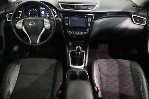 Nissan Qashqai 1,5 dCi 110 Tekna billede 15