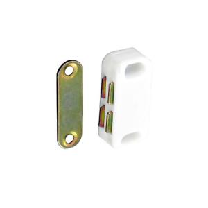 MAGNETIC-CATCH-WHITE-FOR-DOOR-CUPBOARD-LOCKER-WARDROBE-CABINET