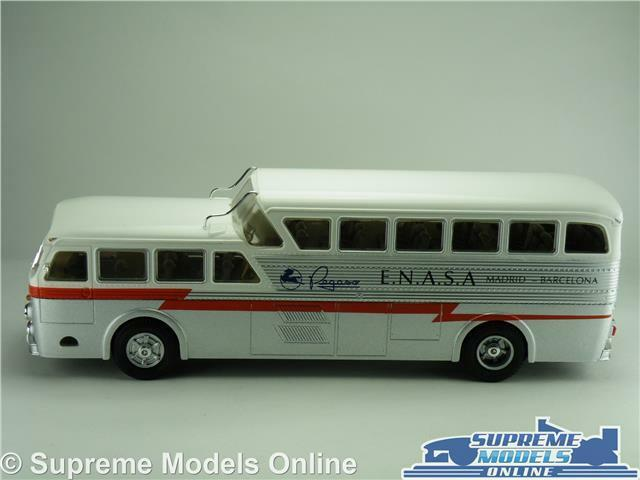 PEGASO Z-403 MODEL BUS 1 1 1 43 SCALE IXO MONOCASCO SPAIN MADRID BARCELONA K8 404e8f