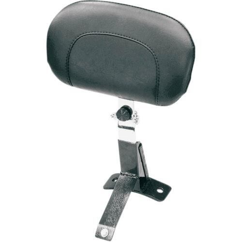 Mustang 79067 Driver Backrest for One-Piece Ultra Touring Seat 1997-08 FLHT FLT