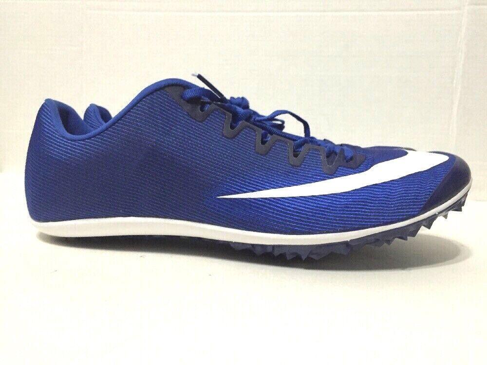 Nike Zoom 400 Sprint Púas de pista azul AA1205-411 para hombre Talla 10.5