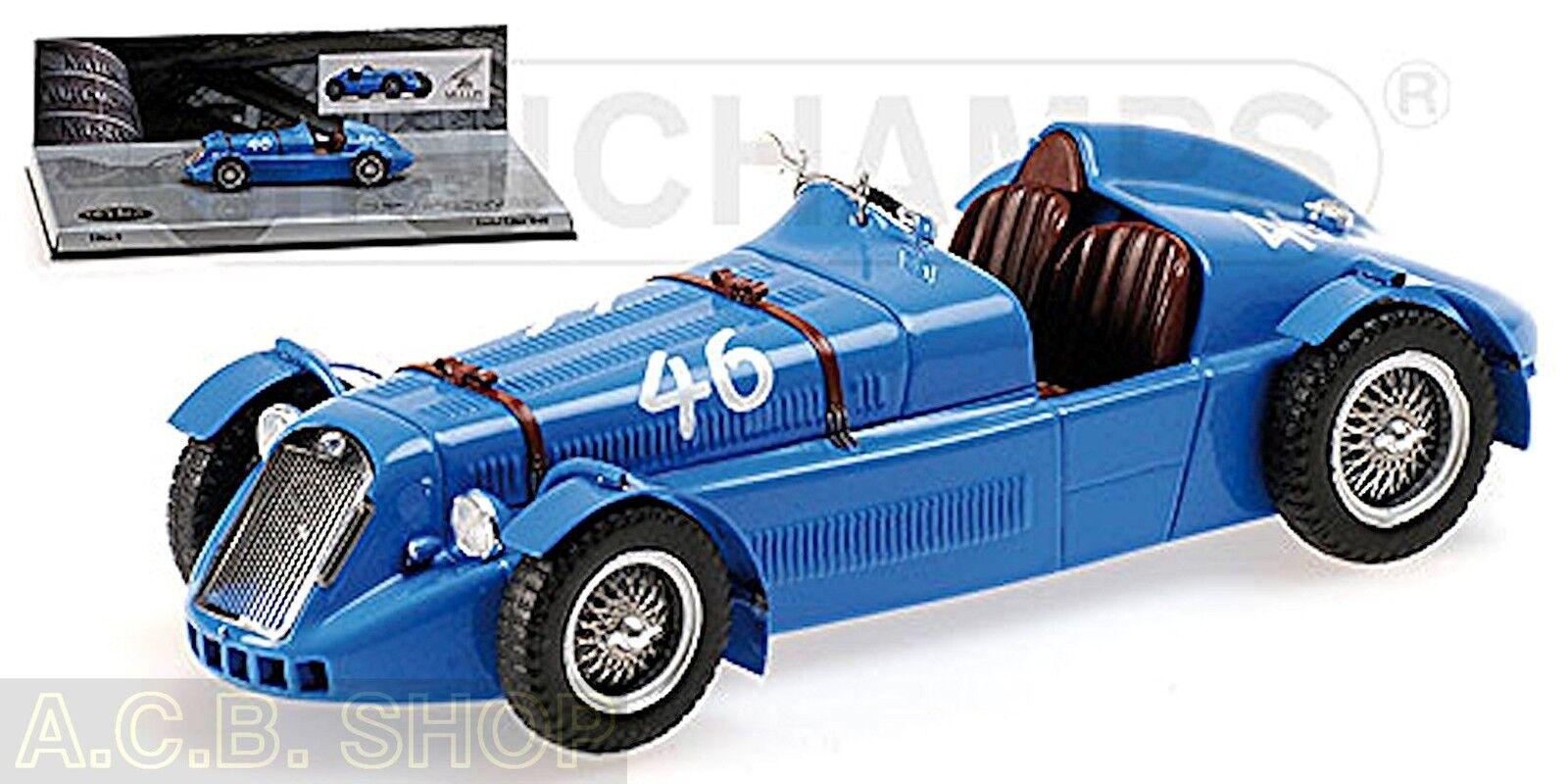 Delage D6 Grand Prix 1946 Mullin Museo Colección Ed.11 - 1 43 Minichamps