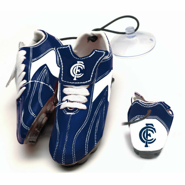 AFL Carlton Blues Hanging Suction Boots