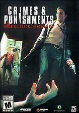 Sherlock Holmes: Crimes & Punishments (PC, 2014) NEW