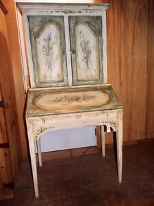 FRENCH-COUNTRY-PAINTED-DROP-FRONT-DESK