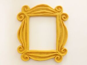 New Friends Frame Tv Show Monica Photo Frame Door Yellow 6 Inch