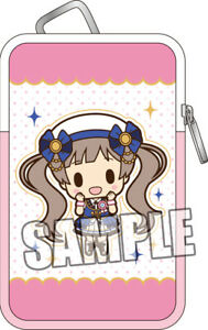 034-The-Idolmaster-Million-Live-034-Mobile-Pouch-Hakozaki-Serika-Mini-4510417313793