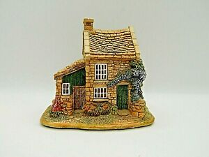 Lilliput-Lane-Potters-Beck-Collectable-Vintage-Ornament-With-Deeds