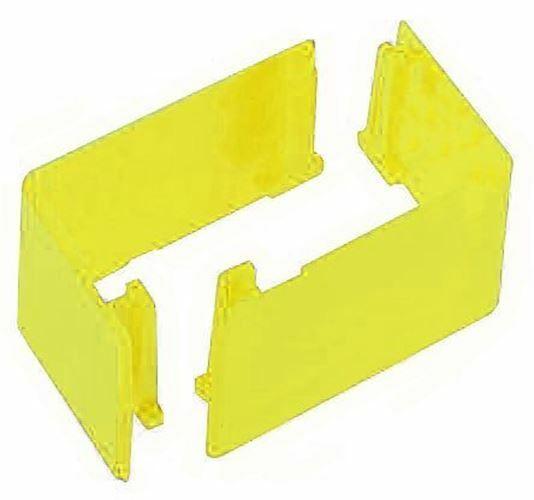 Raaco Yellow PC, PP Identification Tag