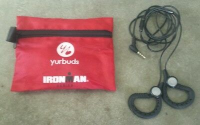 Yurbuds Ironman Series Behind The Ear Performance Fit