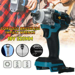For-Makita-Battery-DTW285Z-Torque-Impact-Wrench-Brushless-Cordless-Replacement