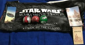 Disney-Star-Wars-Galaxy-039-s-Edge-Lot-Movie-Marathon-Blanket-Coke-Sprite-Map-amp-More