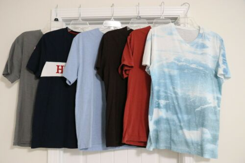 Shirts Mens Boys *6* Tommy Hilfiger Marc Ecko Eddi