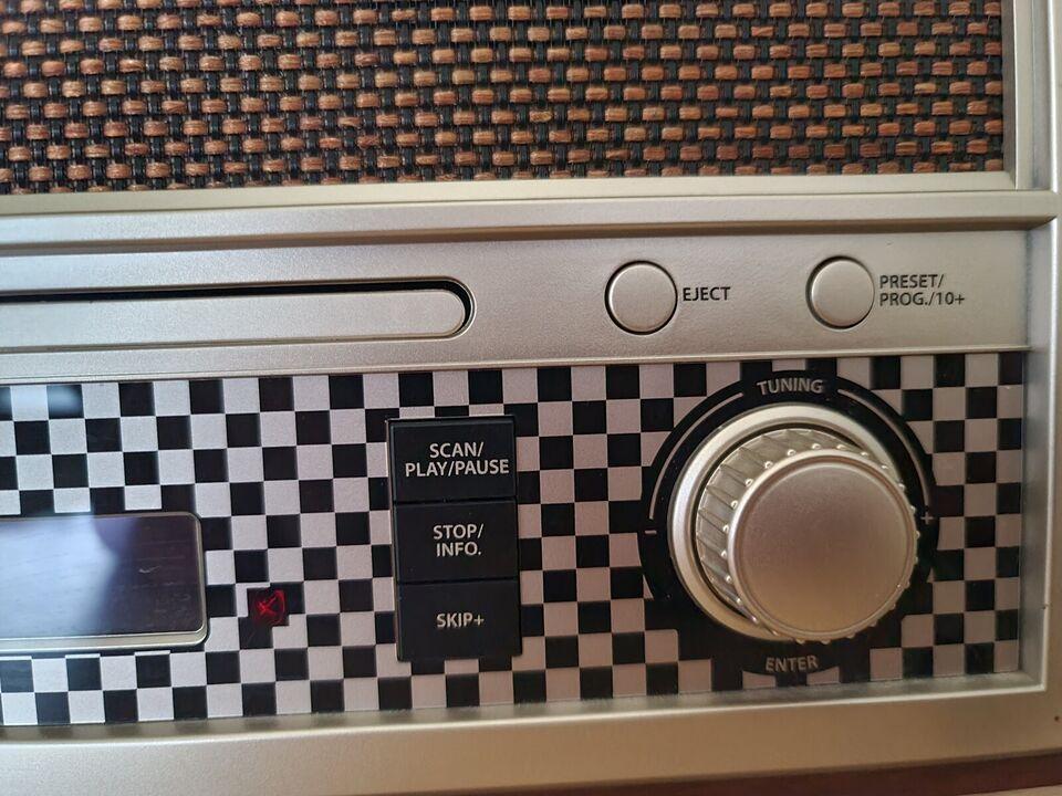 Musikanlæg, Prosonic RDC-505