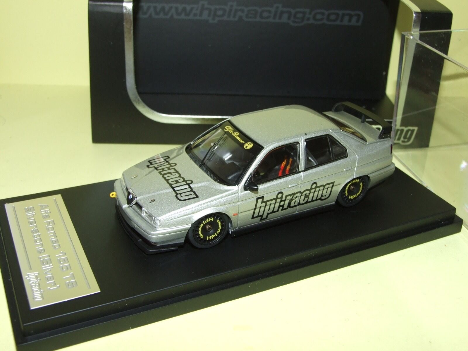 ALFA ROMEO 155 TS Version Course HPI RACING 1 43