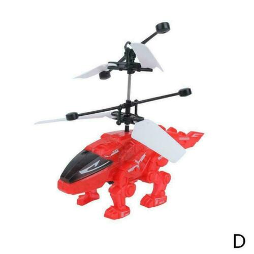 USB Dinosaurier Modell Flugzeuge Hand Infrarot Induktion Flying Cool Toy N7T6