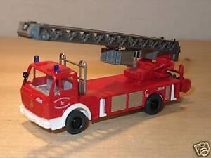 Brekina 1:87 4022  Feuerwehr MB Gerätewagen Metz //TOP+OVP