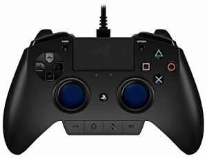 Razer Raiju PlayStation 4 Gaming Controller in hand fast shipping within 24hour
