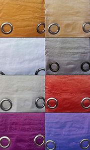Tenda-CIRCE-Taffeta-Stropicciata-1-Pezzo-da-140x290-Vari-Colori-Semioscurante