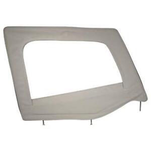 Passenger-Upper-Door-Skin-With-Frame-Gray-Denim-for-Jeep-Wrangler-YJ-87-95-89511