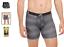 Men adidas Sport Performance 2- Pack Black - Striped Underwear Boxer Brief