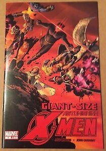 Giant-Size-Astonishing-X-Men-1-Marvel-Comics-2008-Mint-Uncertified