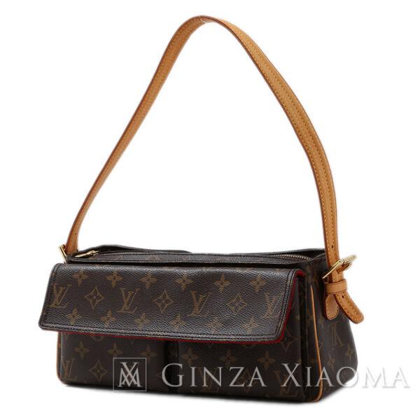 Louis Vuitton Monogram Viva Cite Mm Shoulder Bag M51164 Du1003   eBay 14c118f1b6