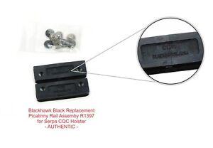 Blackhawk Black Replacement Picatinny Rail Assembly