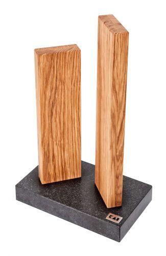 Kai magnétique-couteau Bloc Stonehenge Granit chêne sth-3.3
