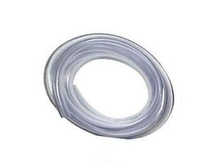 (3.00 €/m) Benzinschlauch Kraftstoffschlauch transparent innen 2,5 3 4 5 6 mm