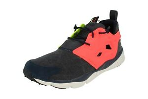 194831e9f2a Image is loading Reebok-Furylite-Asymmetrical-Womens-Running-Trainers- Sneakers-V68676