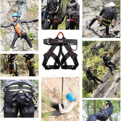 Halber körper gurt sicherheits gurt klettern outdoor fall schutz ausrüstung