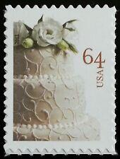 2011 64c Wedding Special Issue, Cake Scott 4521 Mint F/VF NH