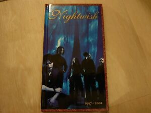 Nightwish-1997-2001-4-CD-Digibook-LONGBOX-2001