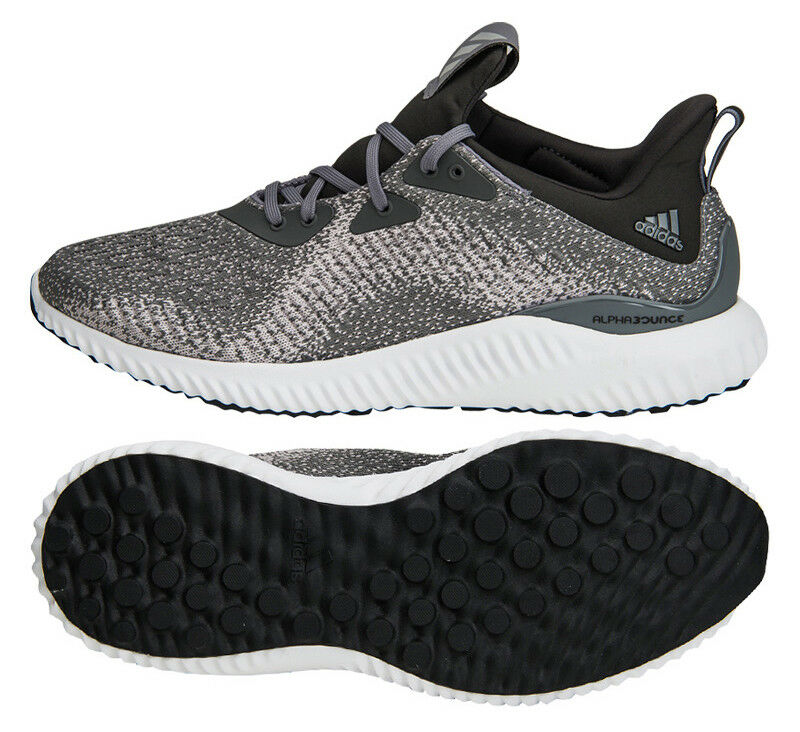 Adidas Alpha Bounce EM (DB1091) Running Shoes Athletic Sneakers Trainers