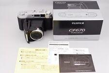 [Rare Mint in BOX] FUJI GF670 Professional w/FUJINON 80mm f/3.5 Lens JAPAN #e103